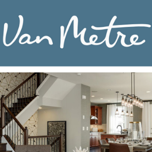 Van Metre Homes logo